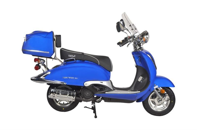 BMS Heritage 150 Moped Scooter