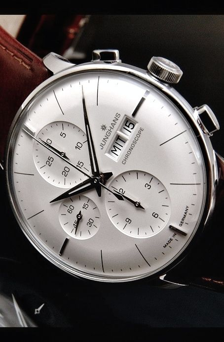 Pomoc w randkowaniu z zegarami junghans