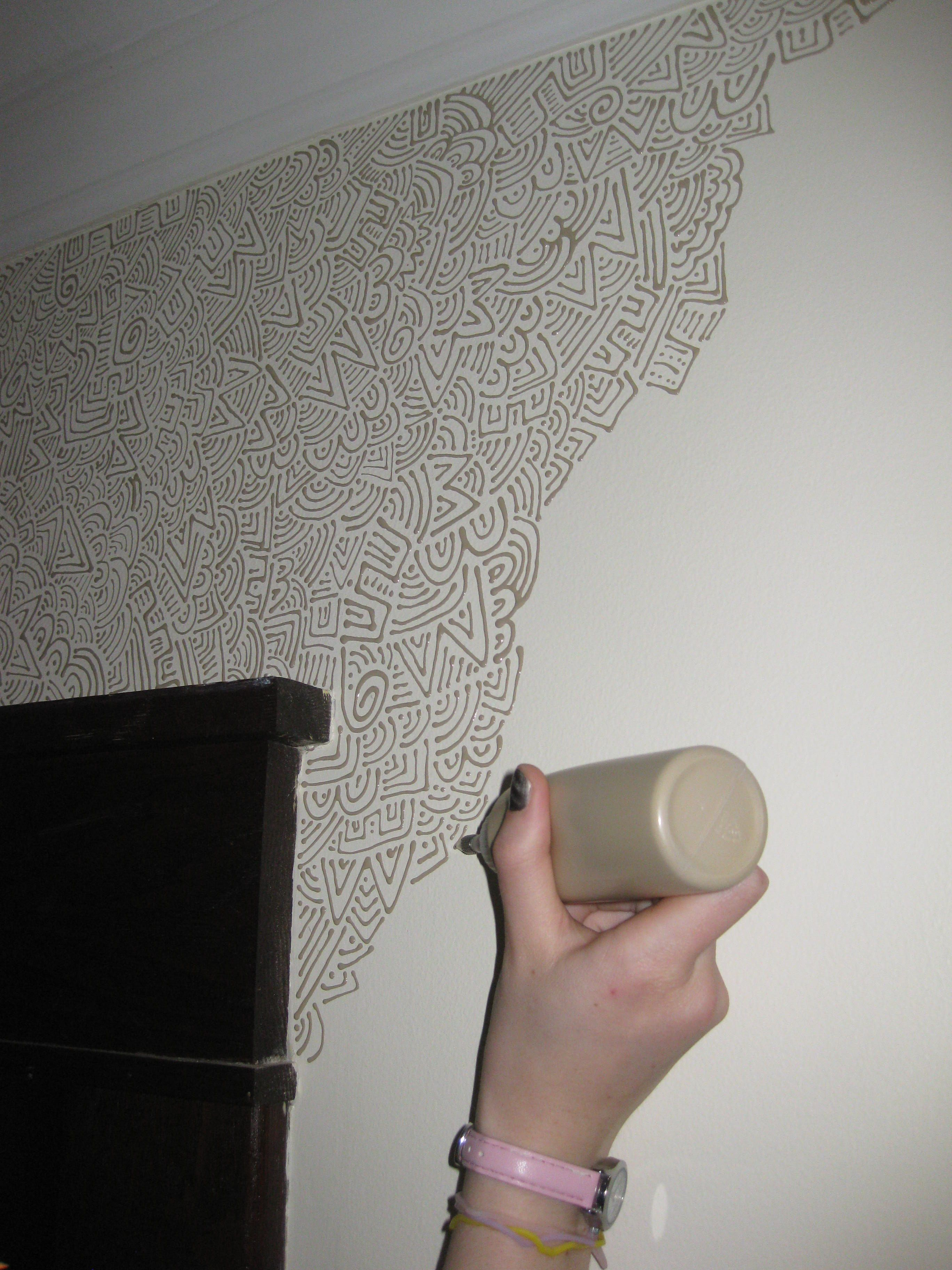 Wall Installation Wall Painting Types Wall Painting Types Of Painting