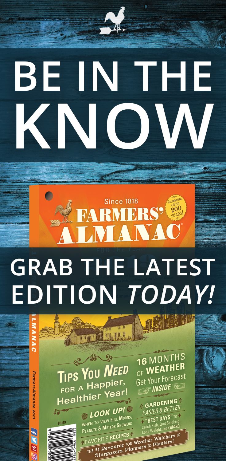 Buy The 2020 Farmers' Almanac Farmers almanac, Farmer