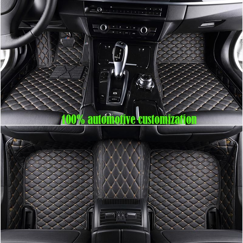 Universal Car Floor Mats All Models For Zotye T600 2014-2018 Car Accessories Car Styling Interior Accessories Automobiles & Motorcycles