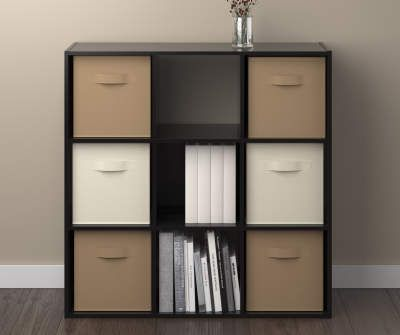 Ameriwood Ameriwood System Build 9-Cube Storage Cubbies - Big Lots