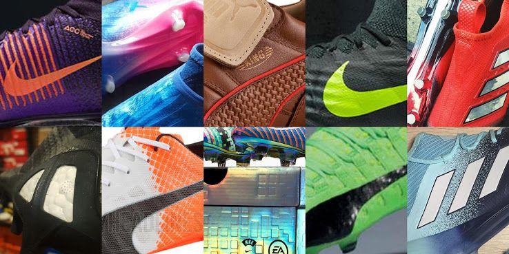 diseños atractivos 50-70% de descuento materiales superiores 2016-2017 Boot Calender with real pics including the next-gen ...