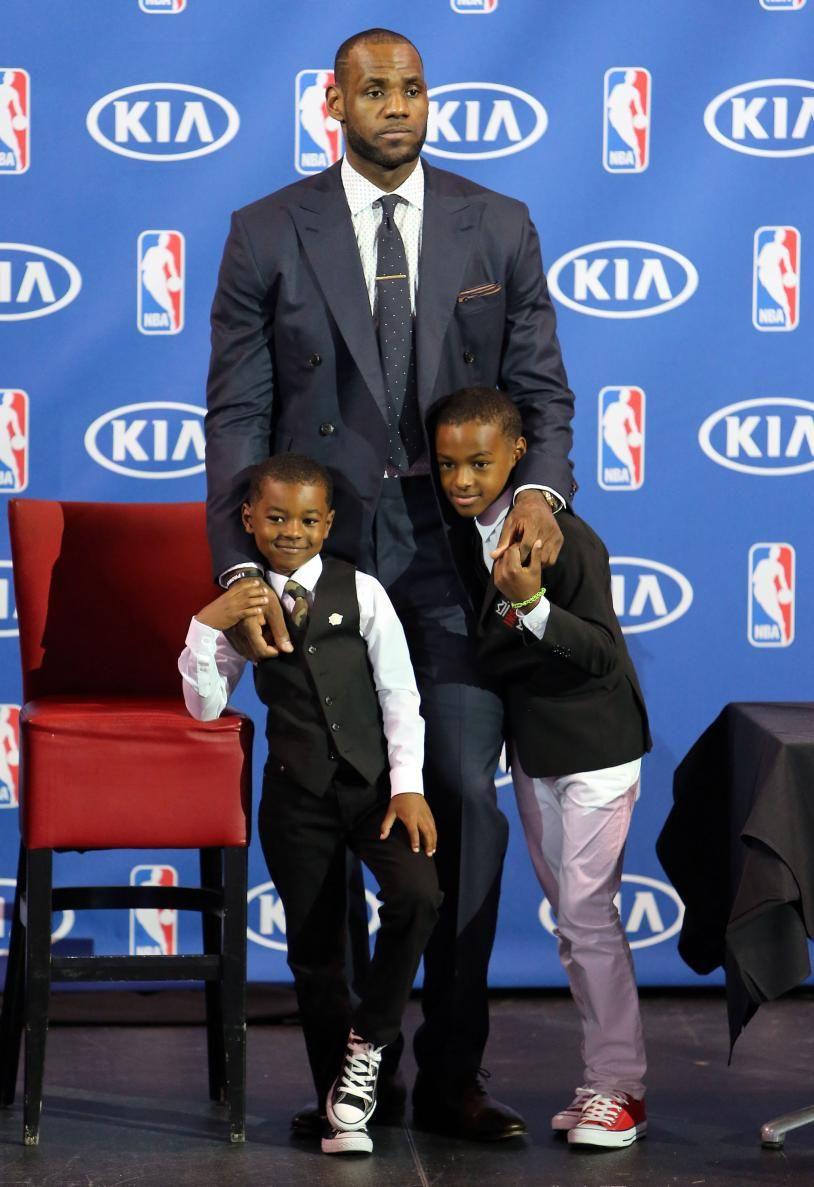 aaf791056af LeBron James Explains Why He Won t Let His Kids Play Football