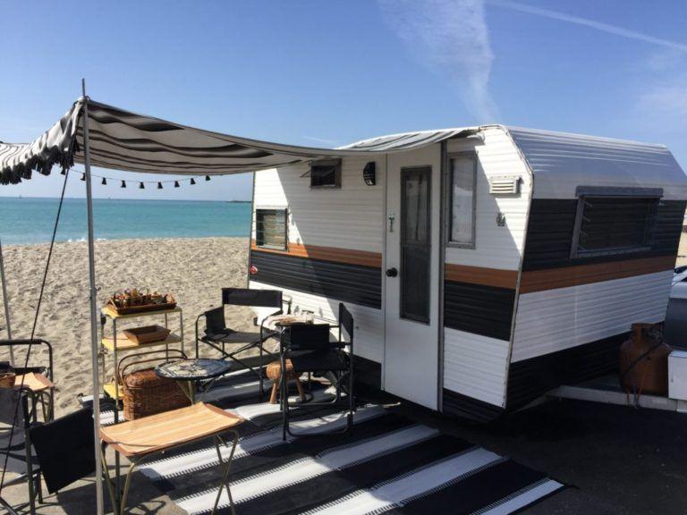1964 Aristocrat LoLiner Trailer Camper trailer for sale