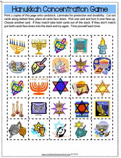 Hanukkah Compendium Of 35 Puzzles Activities Games Channukah