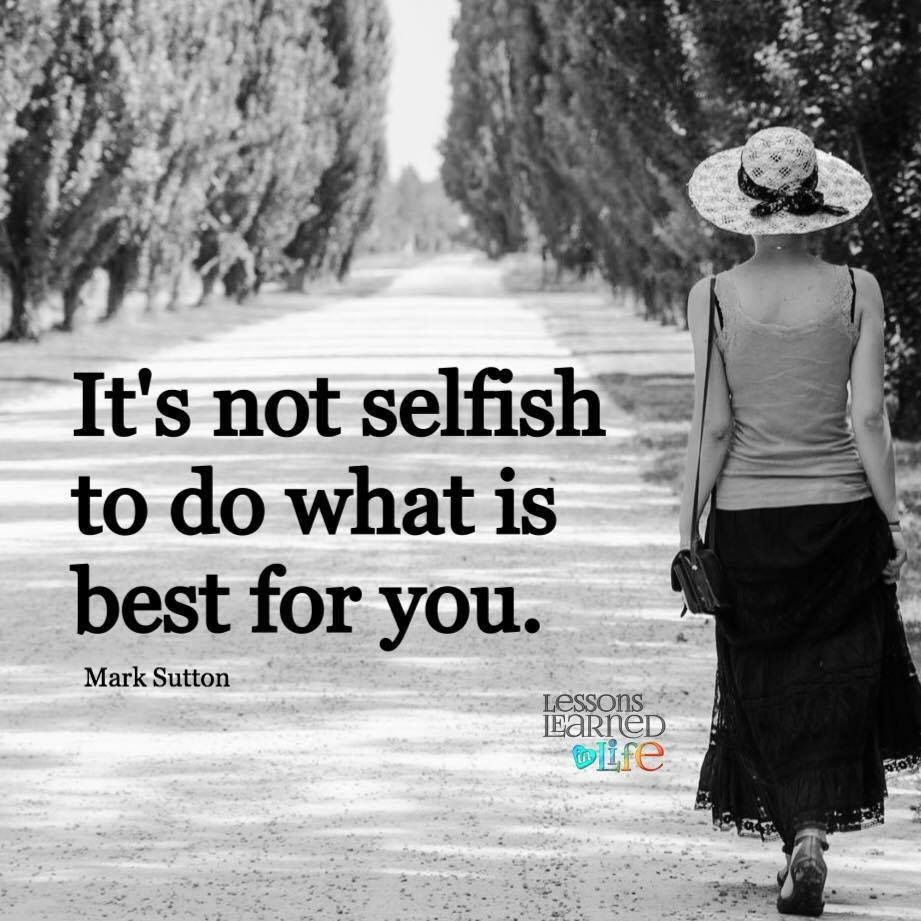 Do Whats Best For You And Dont Care What Others Might Think Or Say