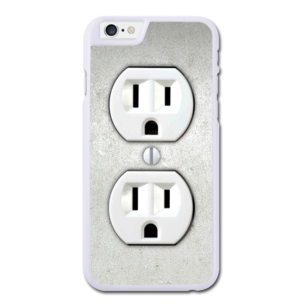 Electric Ourlet Design iPhone 6 Case