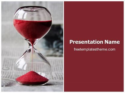 Download free hourglass timer powerpoint template for your download free hourglass timer powerpoint template for your powerpoint toneelgroepblik Gallery