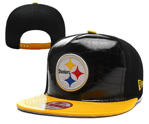 quality design 0b49b 54195 NFL PITTSBURGH STEELERS SNAPBACKS Outer Leather Hats 22 only US 8.90,please  follow me to pick up couopons.