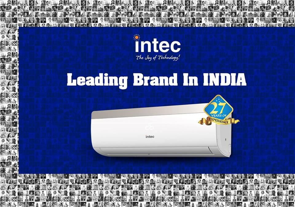 Intec India Limited Leading Air Conditioner Brand in India