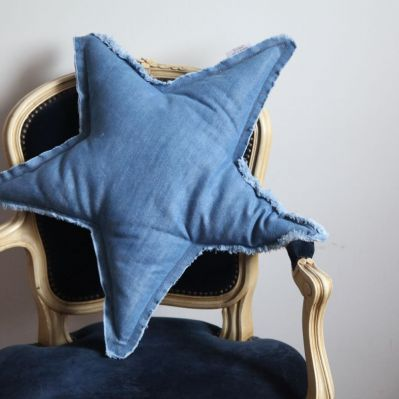 coussin toile en jean sewing ideas others coussin toile couture et jeans. Black Bedroom Furniture Sets. Home Design Ideas