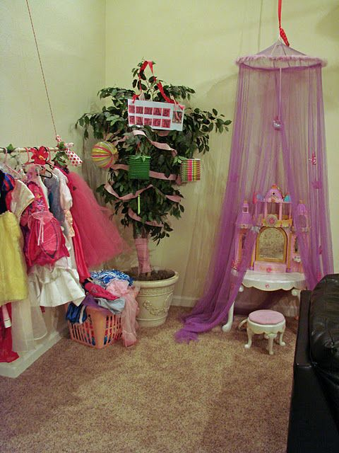 Dress and Canopy Set