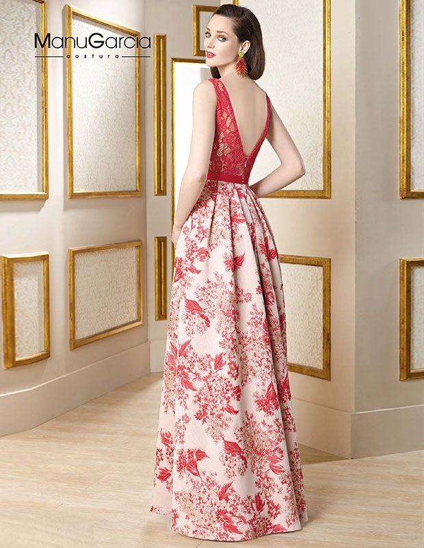 Vestido de fiesta | Trajes para confeccionar | Pinterest | Vestidos ...