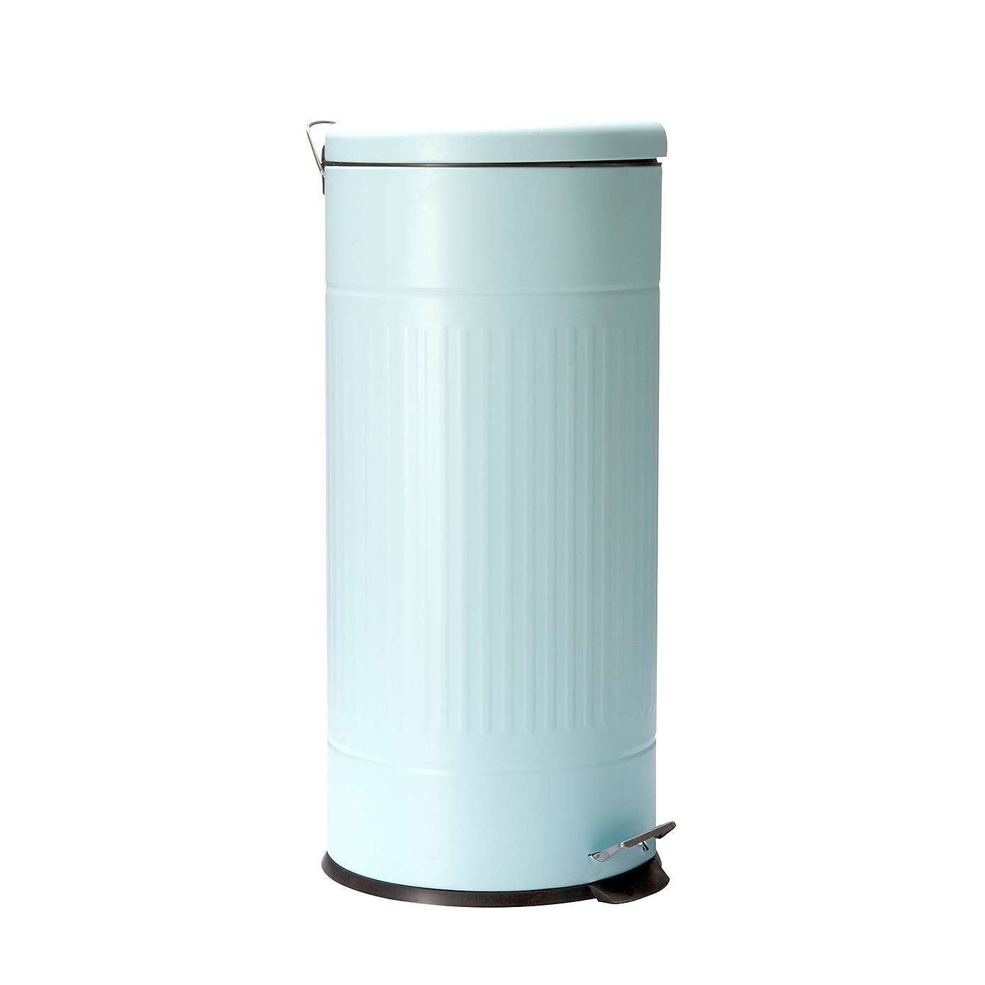 Candy Rose Pedal Bin in Duck Egg Blue (30 Litre) | 30th, Duck egg ...