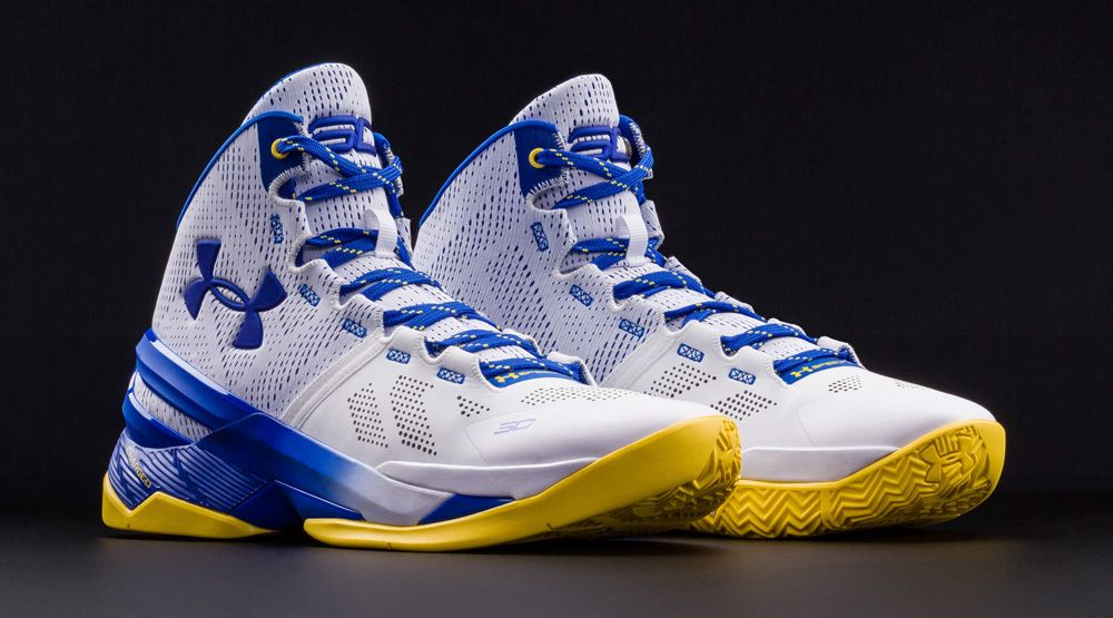 Steph Curry Has Two More Shoes Releasing in 2015