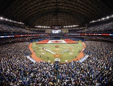 Rogers Centre....Home of the Toronto Blue Jays!