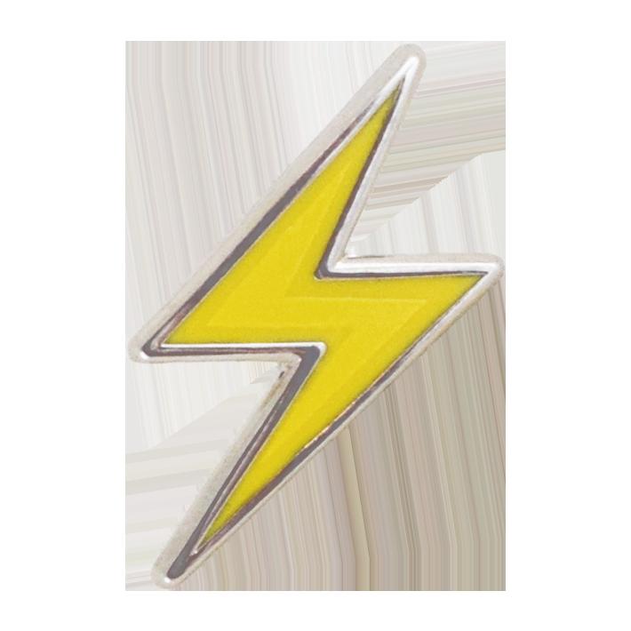 Lightning Bolt Emoji Pin Emoji Pin Lightning Bolt Emoji