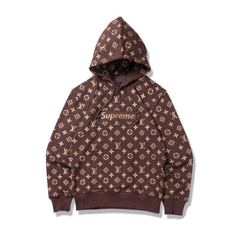 635ffbaa LV Supreme Hoodies in 2019 | fashion | Supreme hoodie, Supreme ...