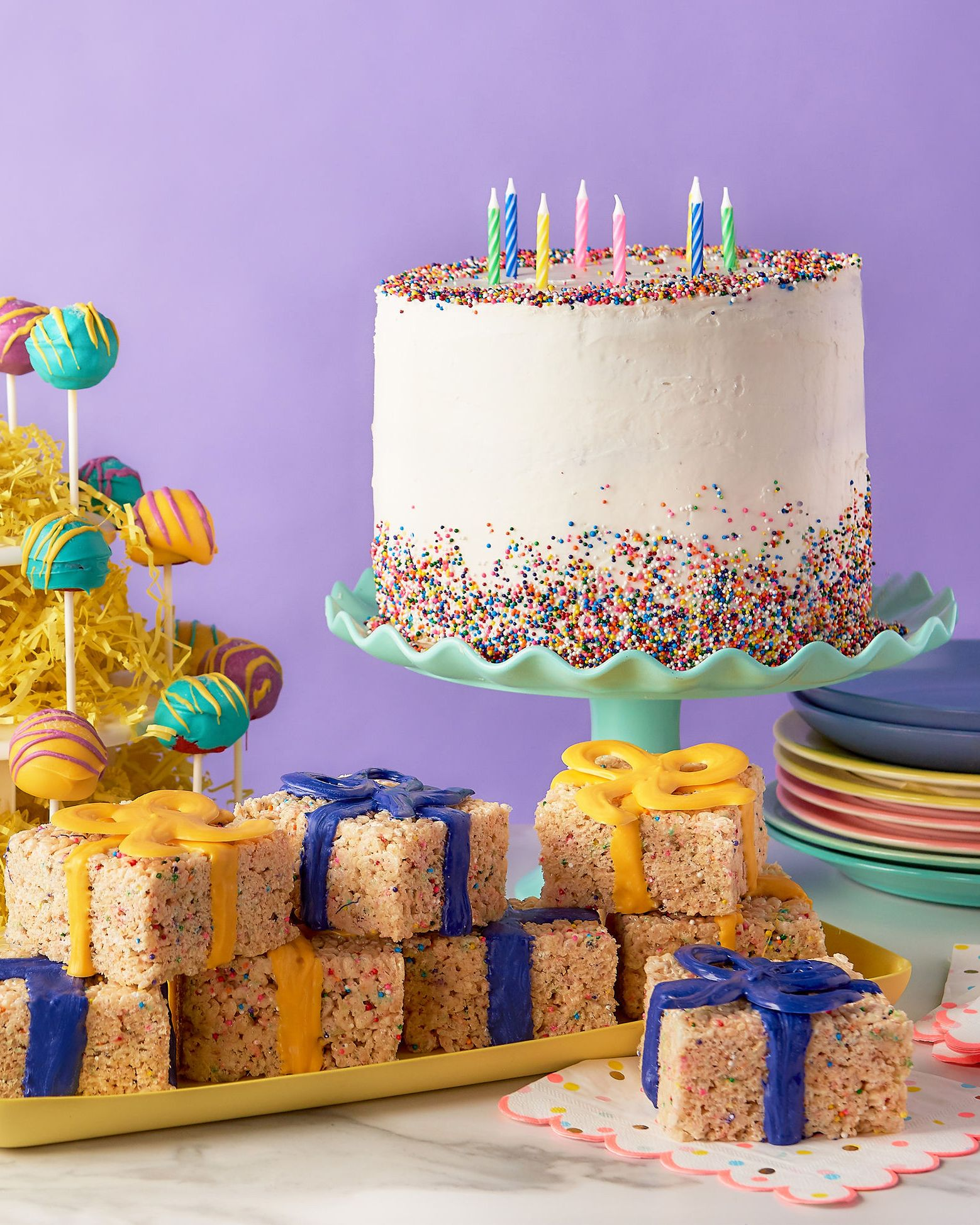 Four Standout Treats For The Ultimate Kids Birthday Party Dessert