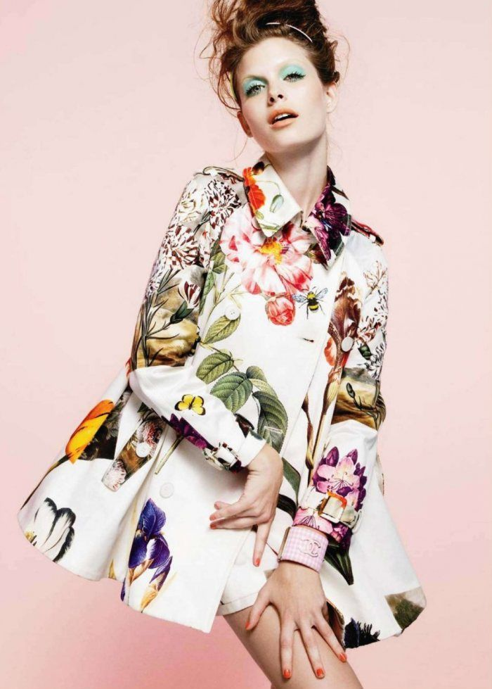 Top 25 Beautiful Spring Editorial Fashion for Women's - vintagetopia