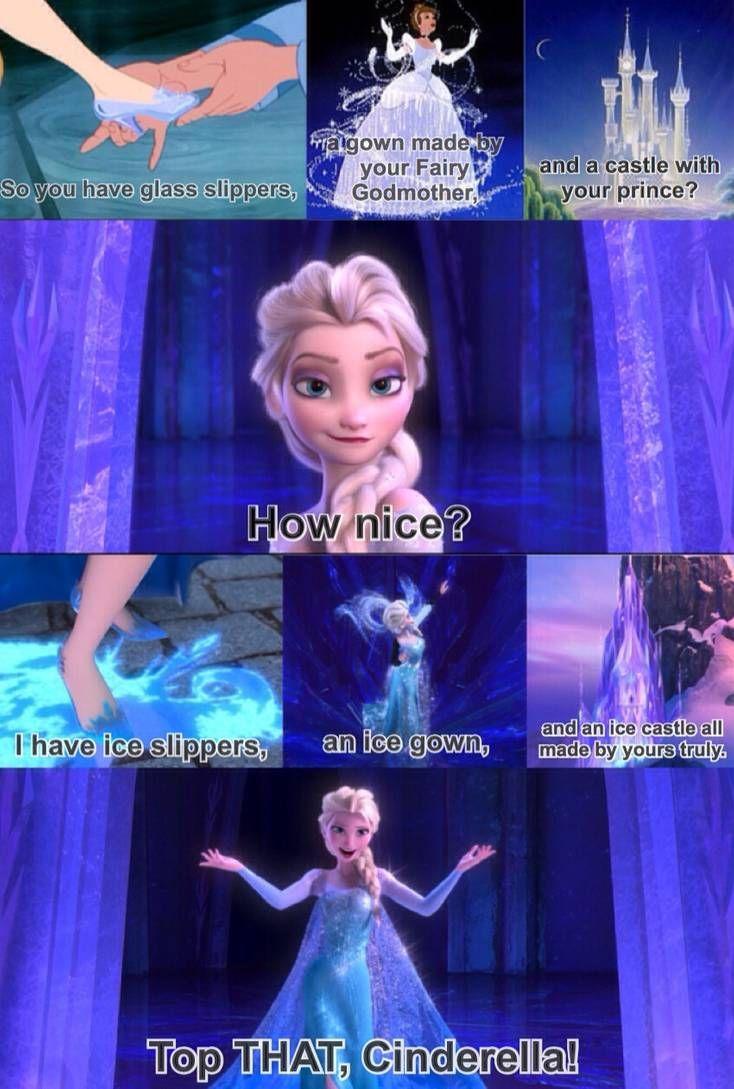 Top THAT, Cinderella! by EmmieSR14 on DeviantArt