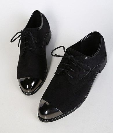 Black dress shoes ladies
