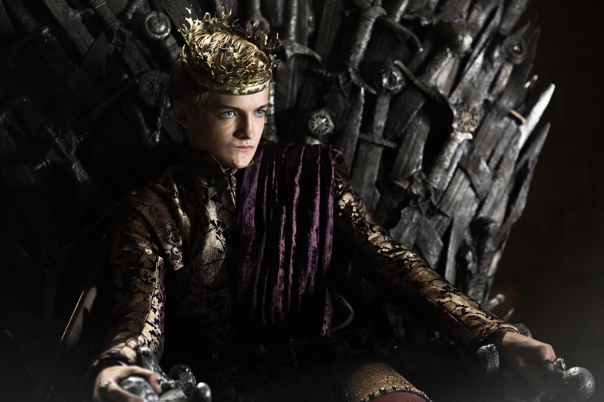 game of thrones joffrey first scene