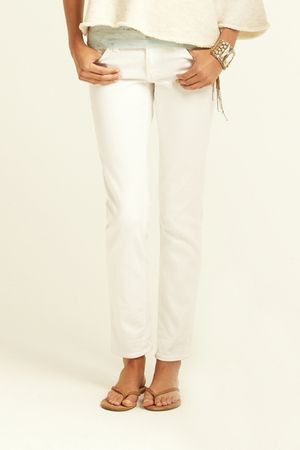 Perfect skinny fit - not too tight. Buy a size smaller than is typical. $159
