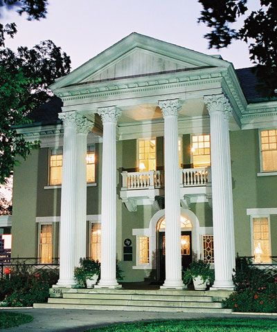 Historic Catering Venue In Dallas | Belo Mansion | Mansion ...