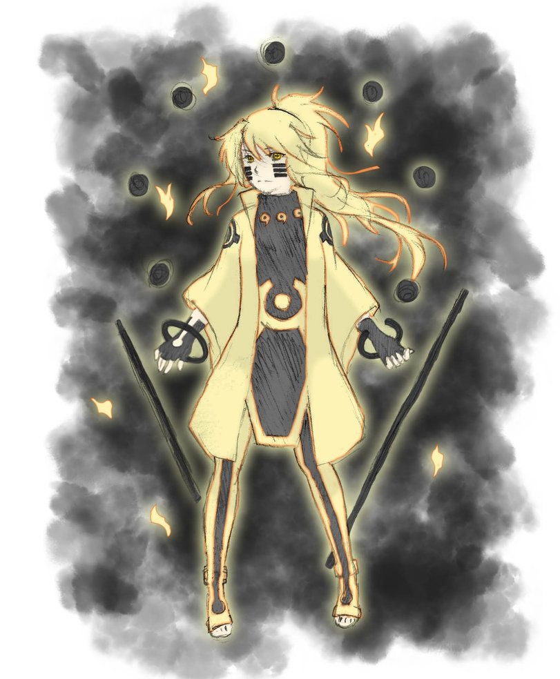 Uzumaki Naruto by AthanatosOra on DeviantArt
