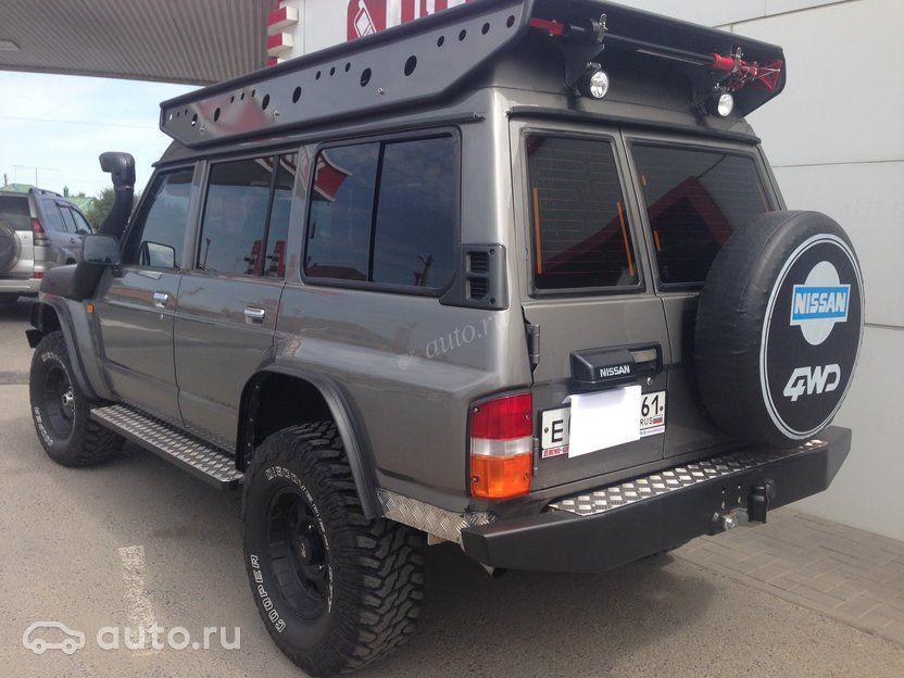 Kupit Nissan Patrol Iv Y60 S Probegom V Rostove Na Donu Nissan Patrol 4 Y60 1996 Goda Cena 1 350 000 Rublej Avto Ru Patrol Y61 Voiture Vehicules