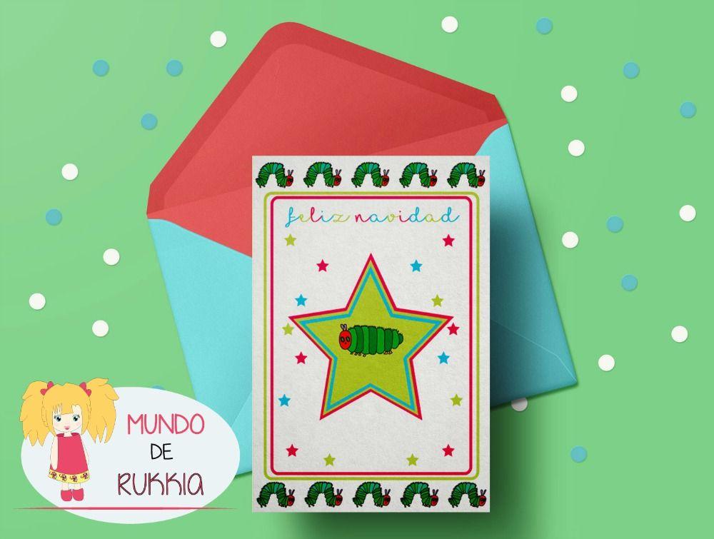 navidad navidad infantil infantil oruga glotona actividad very hungry caterpillar activities navidad niu