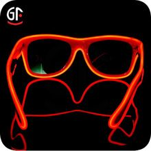 EL Wire Sunglasses, EL Wire Sunglasses direct from Shenzhen Great-Favonian Electronics Co., Ltd. in China (Mainland)