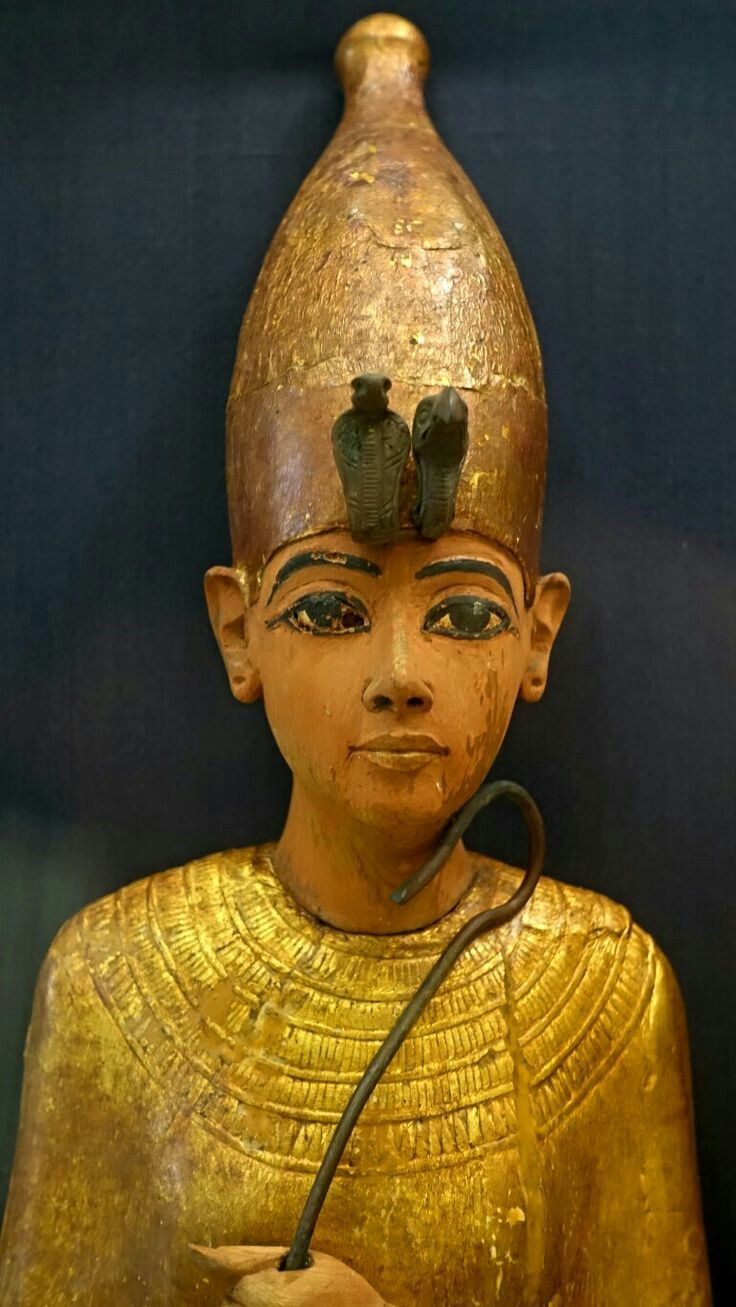Shabti Found In The Tomb Of Tutankhamun Egipto Antiguo Arte Egipcio Antiguo Egipcio