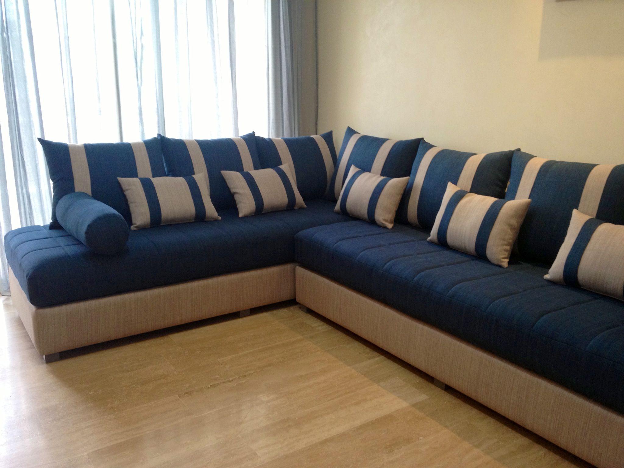 Salon Gris Et Bleu Canard salon moderne et conviviale bleu canard et gris perle