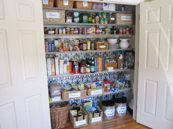 Great 8 Clever Pantry Ideas For The Tiniest Kitchens