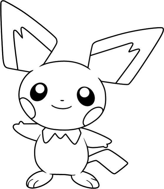 Aneka Mewarnai Gambar Pokemon Aneka Mewarnai Coloring Pokémon