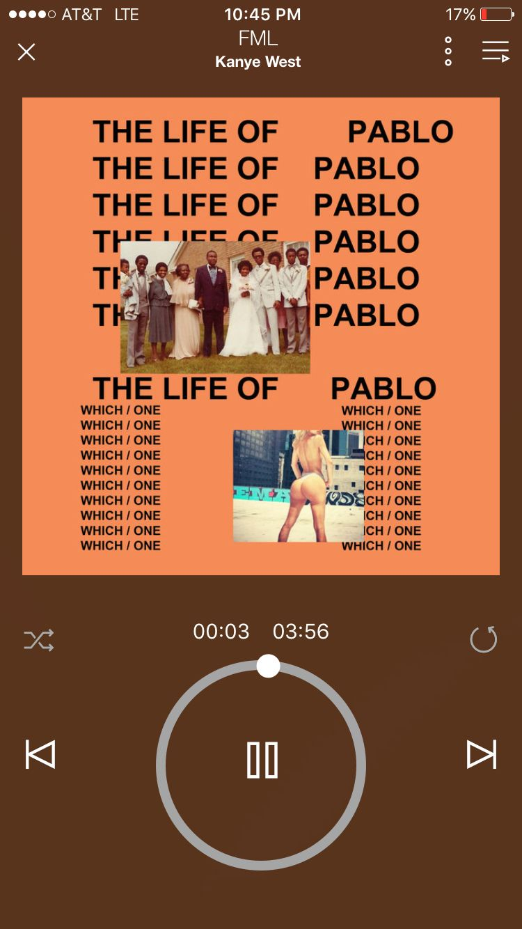 Life Of Pablo Kanye Fml The Weeknd Cool Album Covers Rap Album Covers Kanye West Albums
