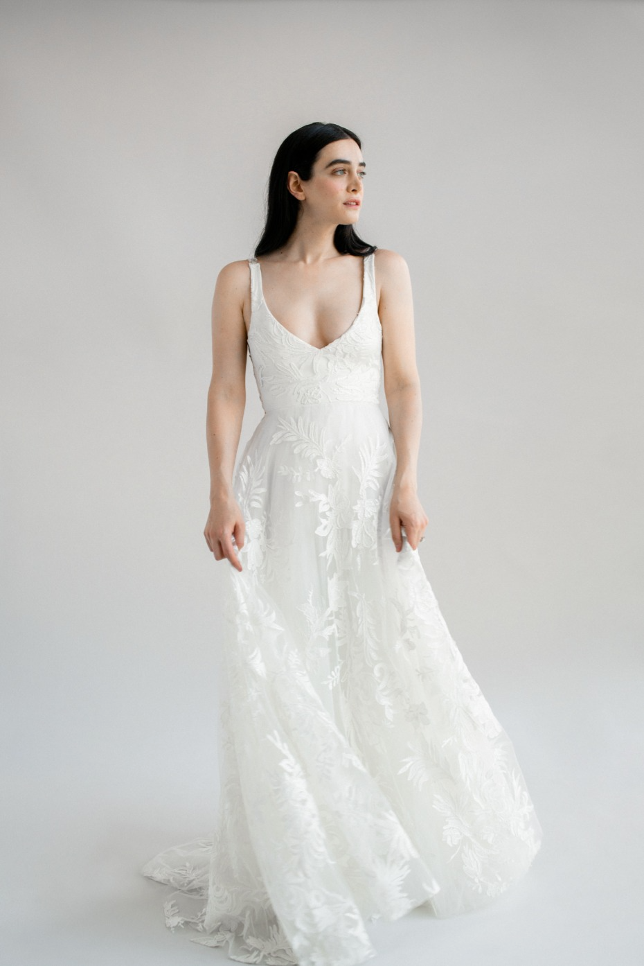When We Say This Brand Honors And Celebrates Its Brides We Mean It Wedding Dresses Dresses Truvelle Bridal [ 1394 x 930 Pixel ]