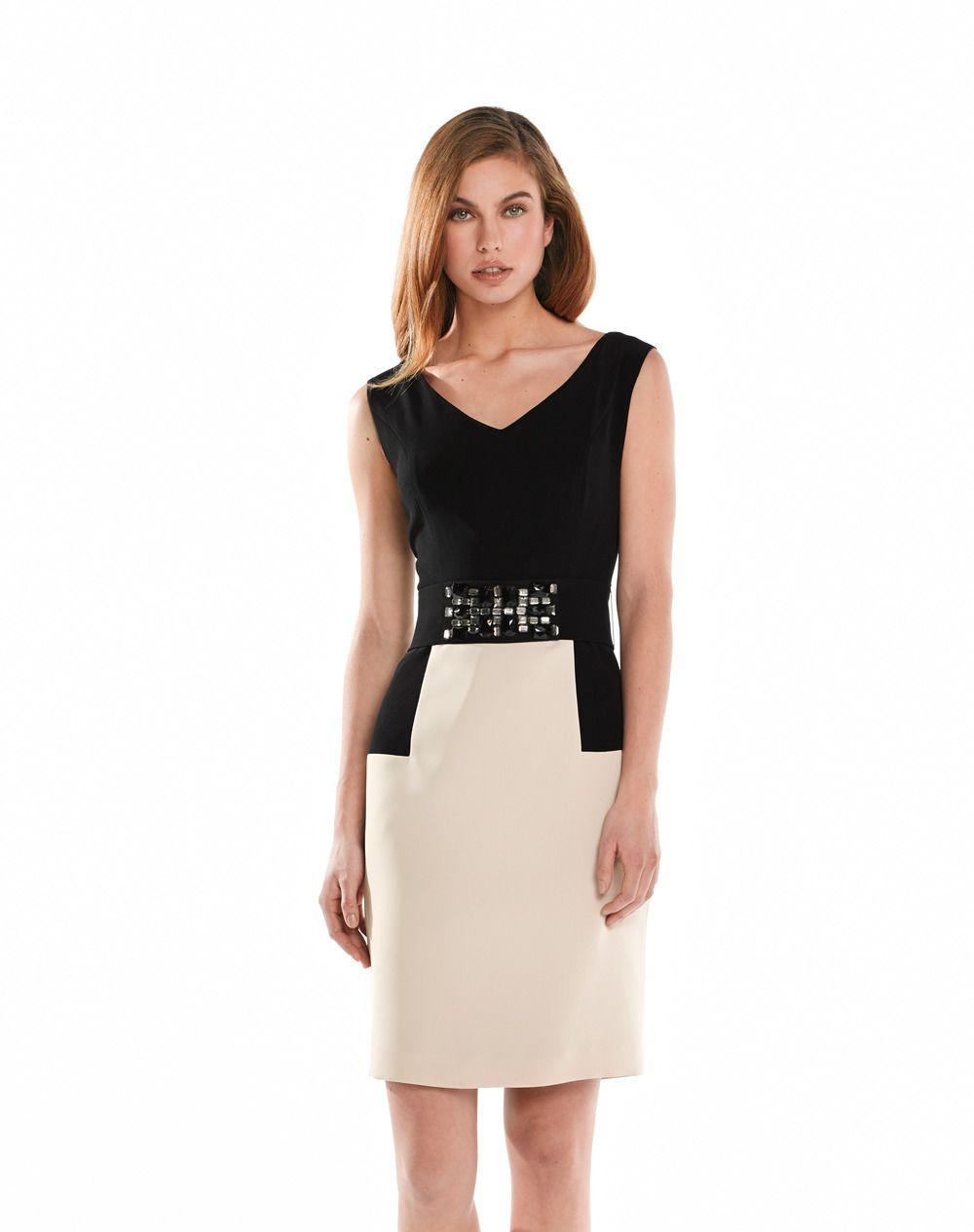 Vestido Síntesis - Mujer - Vestidos - El Corte Inglés - Moda  0d6891226f25
