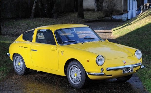 1963 Fiat Abarth 1000 Monomille Oldtimers Auto S