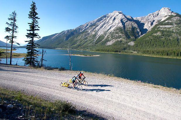 Great Divide Mountain Bike Route Bike Route