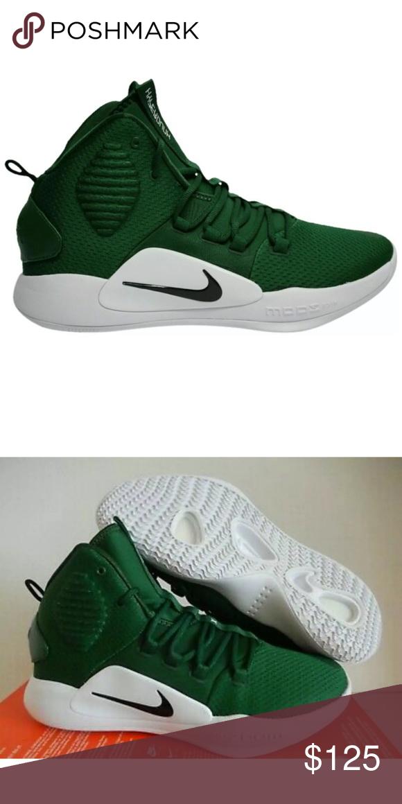 hyperdunk x green