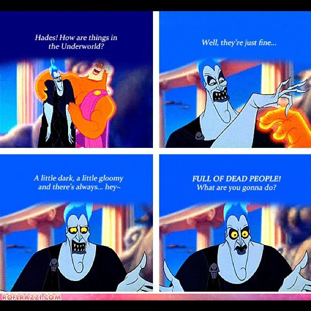 LOL hades   Disney movie quotes, Funny disney movie quotes ...