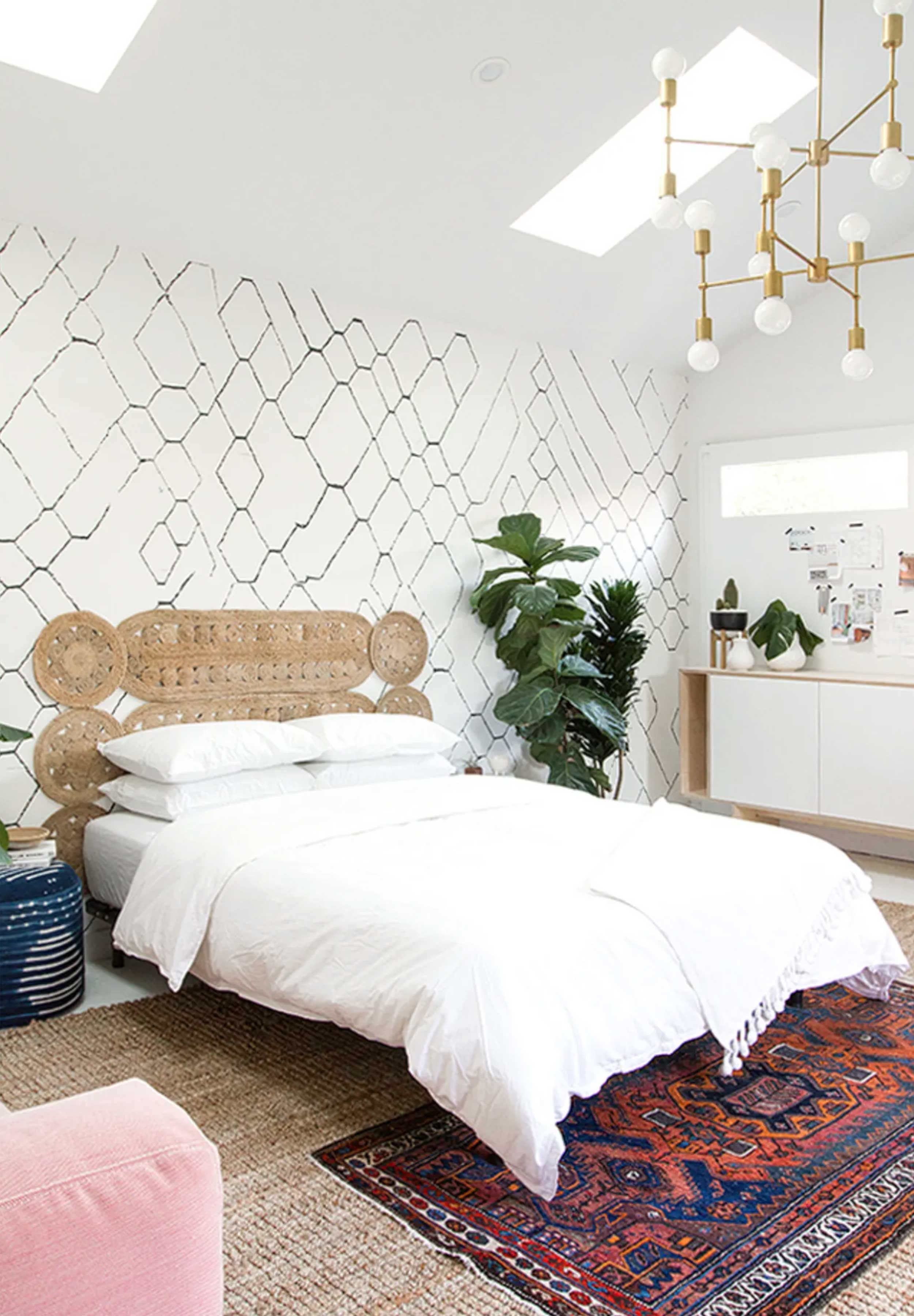 12 DIY Headboards That Everyone Will Think You Actually