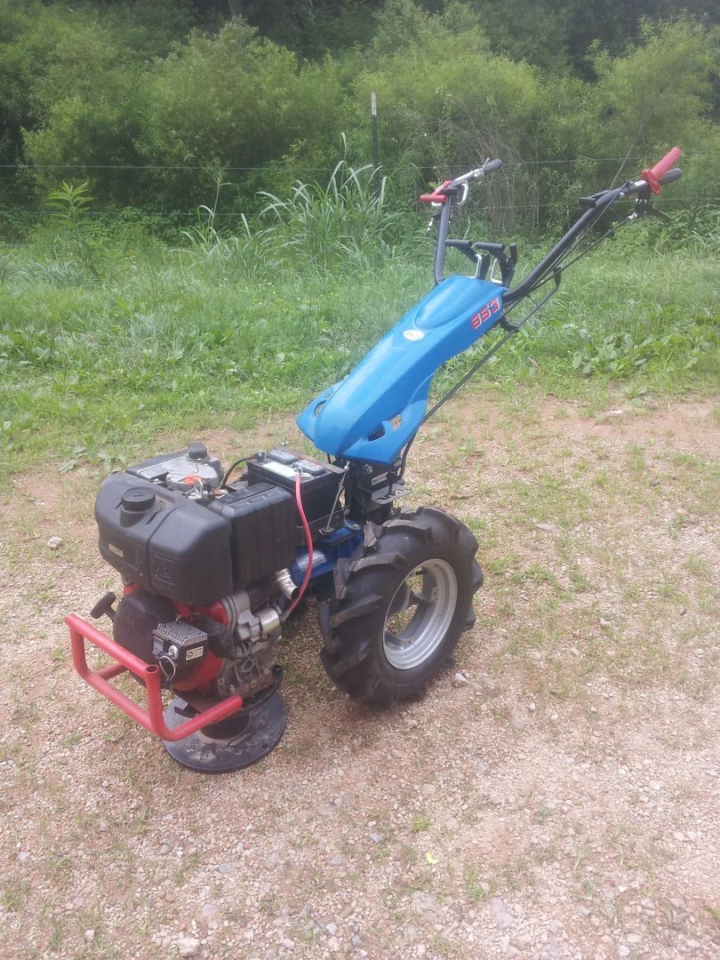 Bcs Garden Tractors : Great prices and service on bcs walk behind tractors used