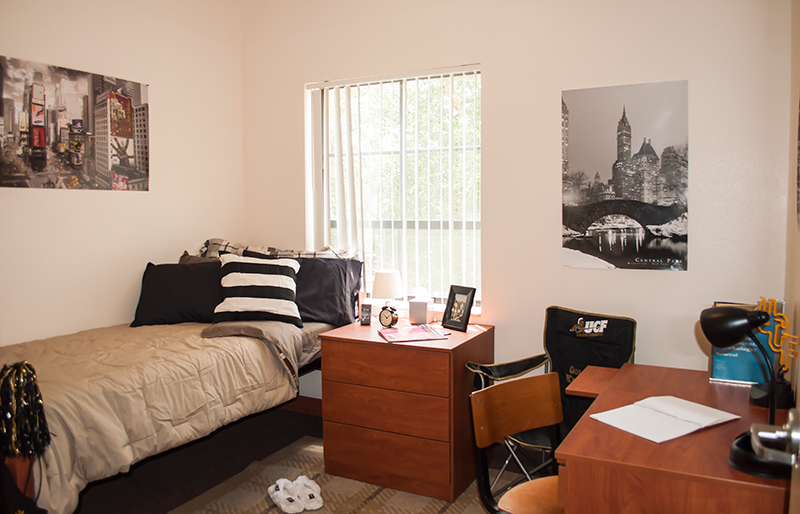 Rosen College Apartments Housing And Residence Life Ucf