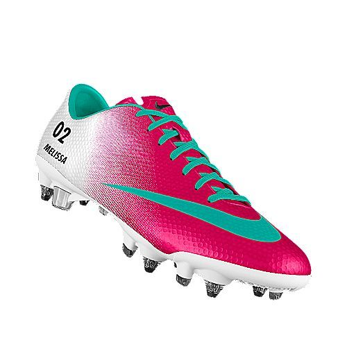 f9d5ce8042 My new soccer cleats :) | Soccer | Girls soccer cleats, Soccer boots ...