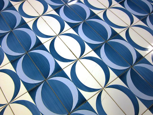 Gio ponti ceramic floor tiles maioliche gio